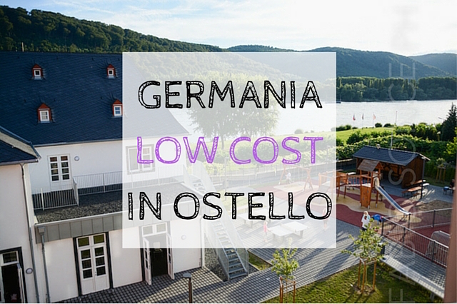 germania low-cost in ostello