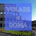 Voli per Roma: la capitale a misura di bambino