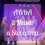 ABBA il museo a Stoccolma