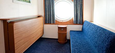 cabina nave crociera baltico