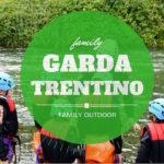 Family outdoor a Garda Trentino