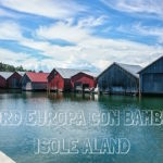 Nord Europa con bambini: le Isole Aland