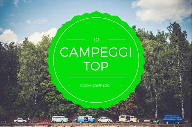 la guida campeggi
