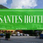 Coccolarsi al Santes Hotel