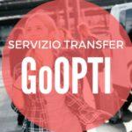 Servizio Transfer GoOpti, la nostra esperienza