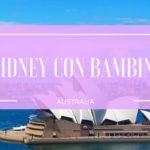 10 cose da fare a Sydney con i bambini