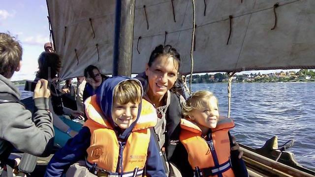 family in barca