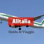 Alitalia, guida di viaggio della compagnia aerea