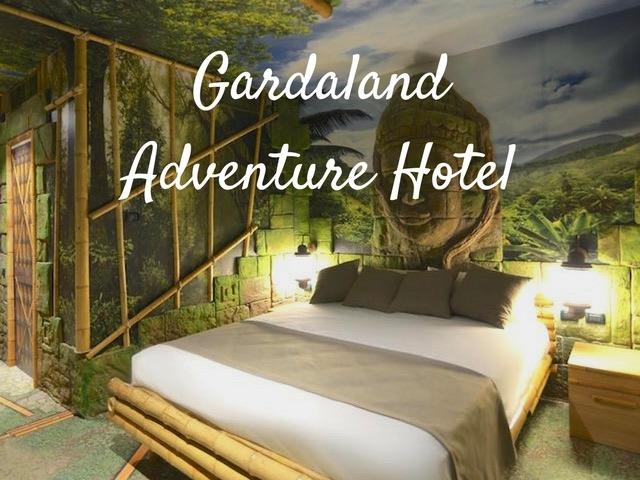 Gardaland Adventure Hotel emozioni anche di notte ...