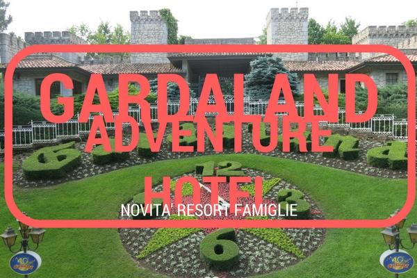 gardaland adventure park