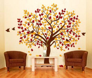 decorazioni casa autunno
