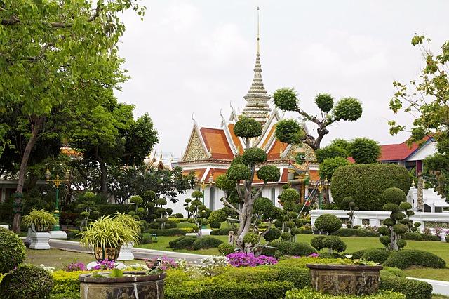 tempio bangkok thailandia