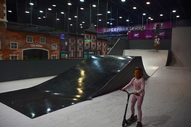 monopattino superpark