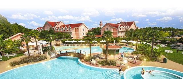 piscine Gardaland Adventure Hotel