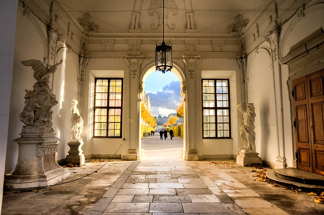 autunno Vienna