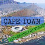 7 cose da vedere a Cape Town