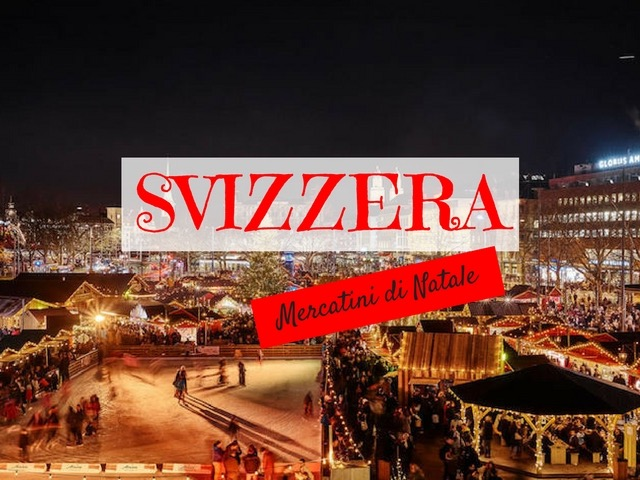 Natale in Svizzera