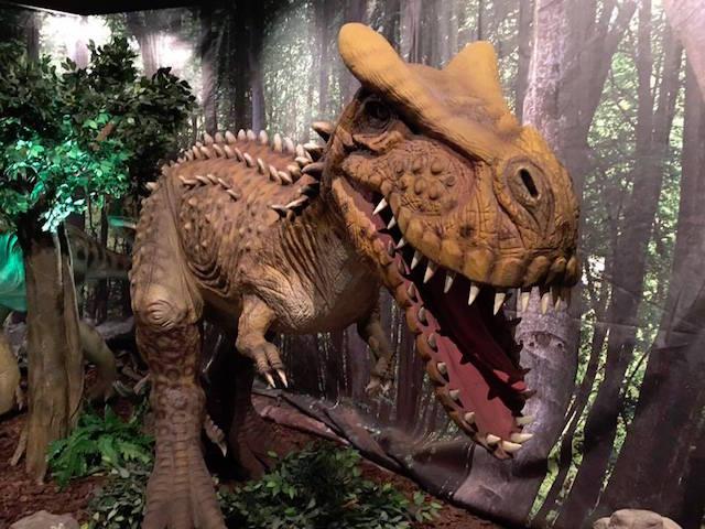 dinosauri a torino