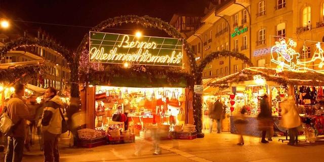 natale a Berna