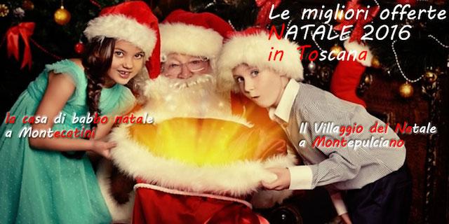 Capodanno A Casa Di Babbo Natale.Il Natale In Toscana Casa Di Babbo Natale A Montecatini Terme