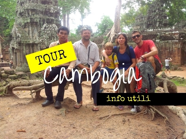 tour in cambogia
