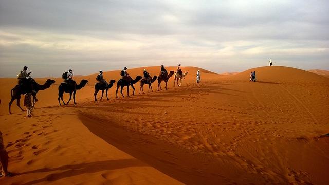 deserto avventura