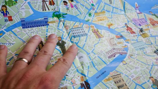 mappa bimbi città