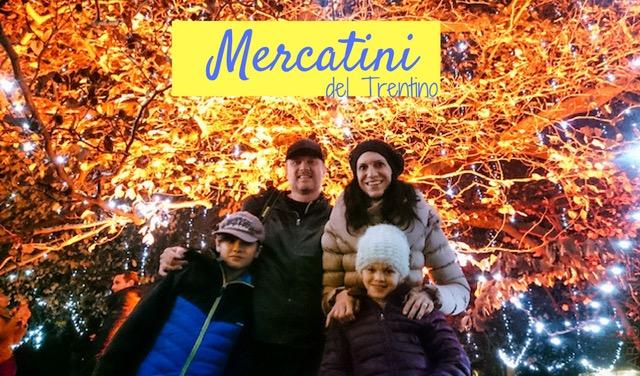 Mercatini del Trentino con bambini