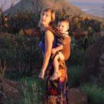 sudafrica con bambini