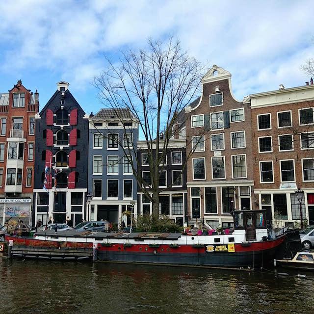 centro storico Amsterdam