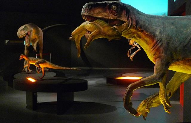 dinosauri padova