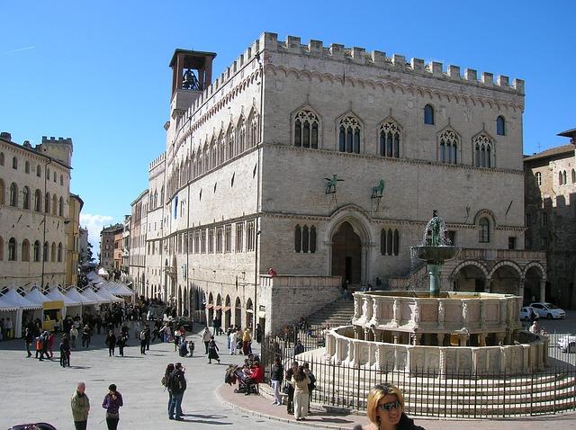 Perugia per immacolata