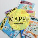 Le mappe per bambini viaggiatori