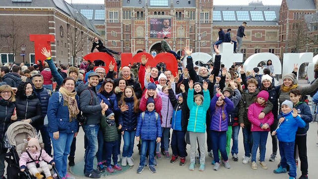 viaggio gruppo Olanda