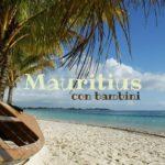 Mauritius con bambini