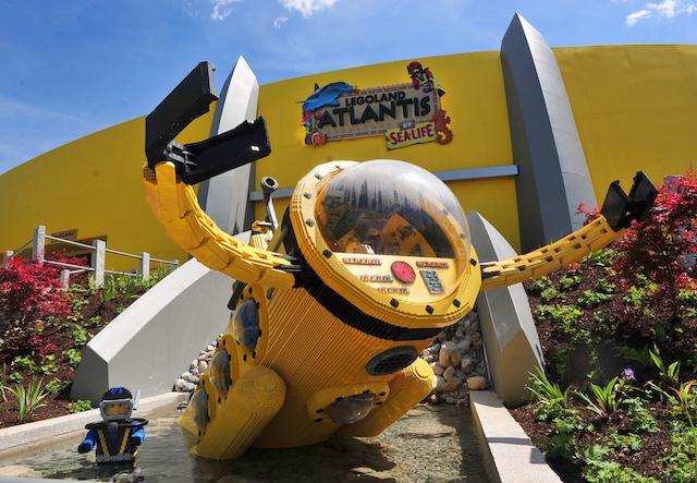 Atlantis parco Legoland