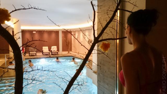 hotel con piscina per bambini levico terme