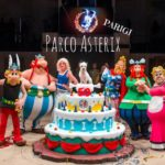 Parco Asterix a Parigi unico in Europa