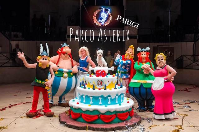 parco asterix parigi