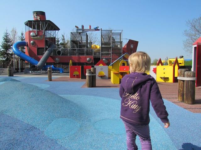 parco legoland playground