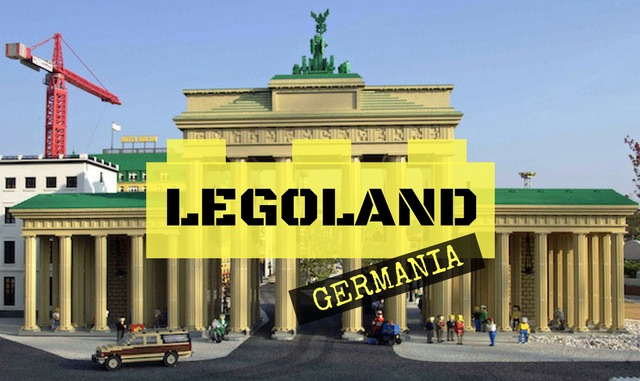 parco legoland in germania