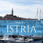 7 giorni in Istria, itinerario in Croazia per famiglie