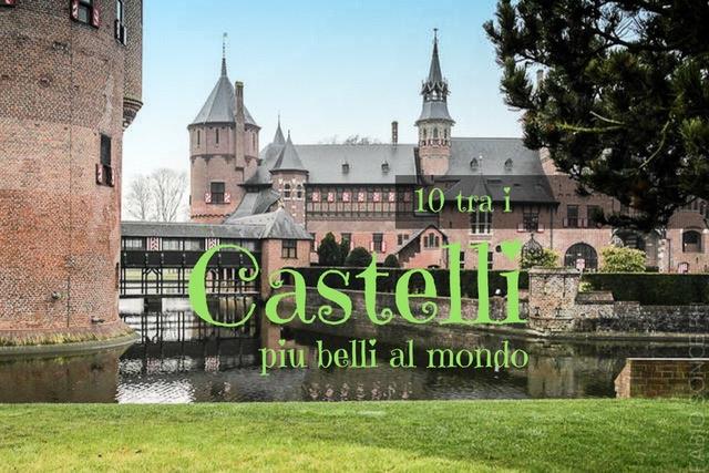 10 castelli tra i pi belli del mondo residenze e for I mobili piu belli del mondo