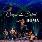 Cirque du Soleil torna a Roma con un nuovo show: Amaluna