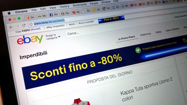 offerte risparmiare ebay