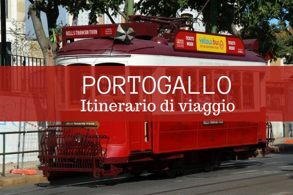 itinerario in portogallo