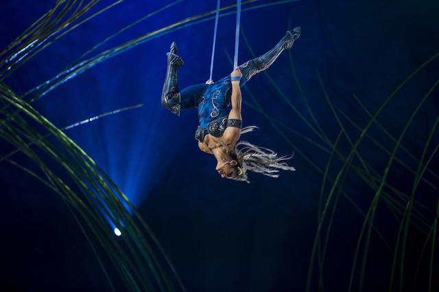 Amaluna a Roma di Cirque du Soleil