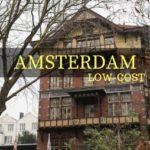 Amsterdam low-cost, arrivare e dormire in città