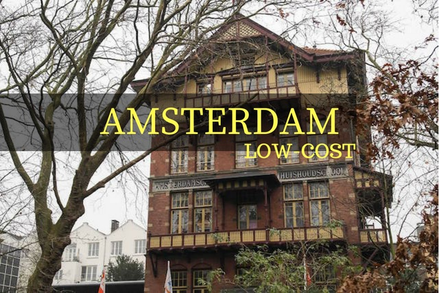 Amsterdam low cost come arrivare e dove alloggiare in centro for Amsterdam dove alloggiare