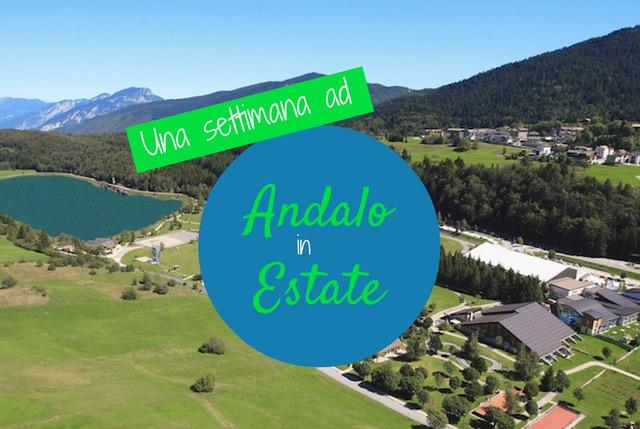 Andalo in estate